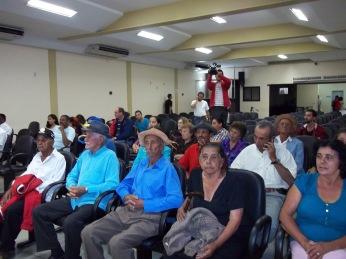 Audiência Pública em Comemoração ao Dia Nacional do Tropeiro na Câmara Municipal de Vitória da Conquista - 26 de outubro de 2011