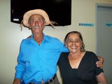 Tropeiro Mané Rico e sua esposa Dona Durvalina