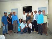 Tropeiros e integrantes da Catrop na Audiência Pública em Comemoração ao Dia Nacional do Tropeiro em 2011